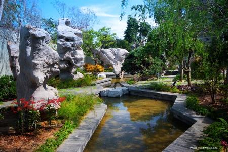 Kínai kert